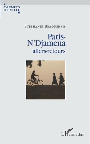 Couverture Paris-N'Djamena allers-retours
