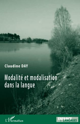 Couverture Modalité et modalisation dans la langue