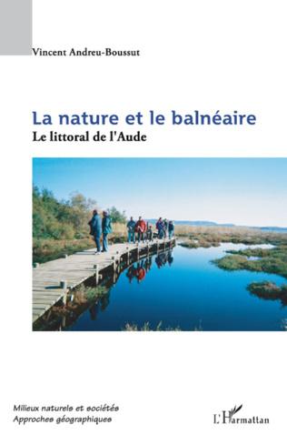Couverture La nature et le balnéaire
