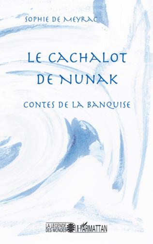 Couverture Le Cachalot de Nunak