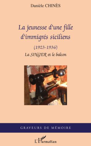 Couverture La jeunesse d'une fille d'immigrés siciliens