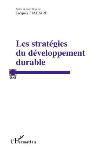 Couverture Les stratégies de développement durable