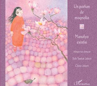 Couverture Un parfum de magnolia
