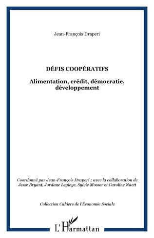 Couverture Défis coopératifs