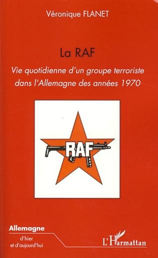 Couverture La RAF