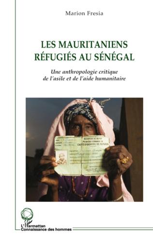Couverture Les mauritaniens réfugiés au Sénégal
