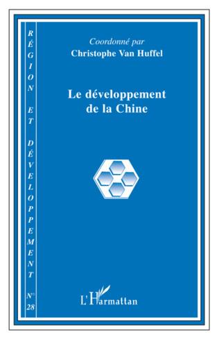 Couverture Le développement de la Chine