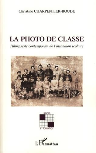 Couverture La photo de classe