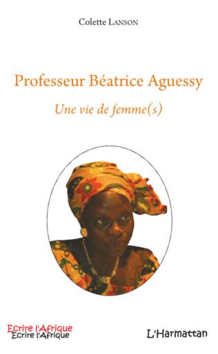 Couverture Professeur Béatrice Aguessy