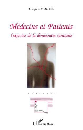Couverture Médecins et patients