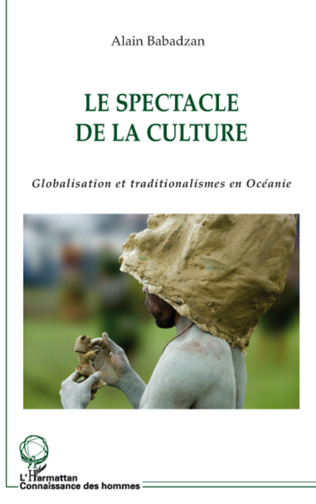 Couverture Le spectacle de la culture
