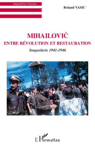 Couverture Mihailovic