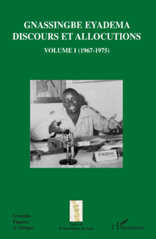 Couverture Gnassingbé Eyadema (Volume I )
