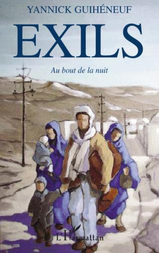 Couverture Exils