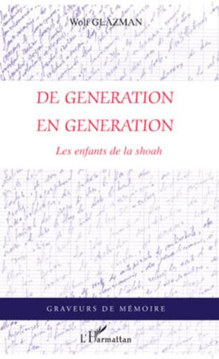Couverture De Génération en génération