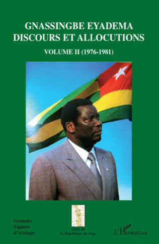Couverture Gnassingbe Eyadema (volume II)