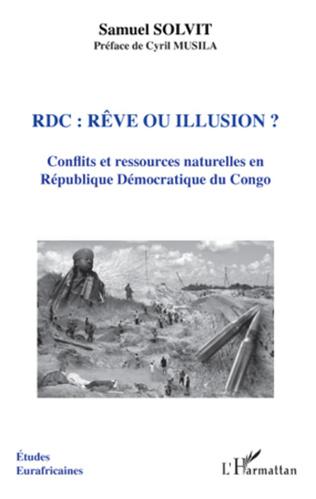 Couverture RDC rêve ou illusion ?