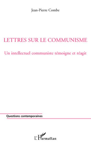 Couverture Lettres sur le communisme