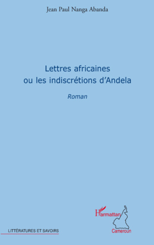 Couverture Lettres africaines