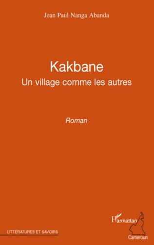Couverture Kakbane