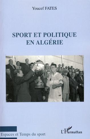 Couverture Sport et politique en Algérie