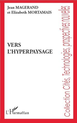 Couverture Vers l'hyperpaysage