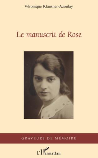 Couverture Le manuscrit de Rose