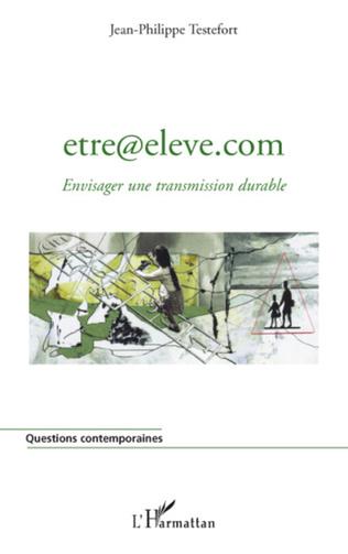 Couverture Être@eleve.com
