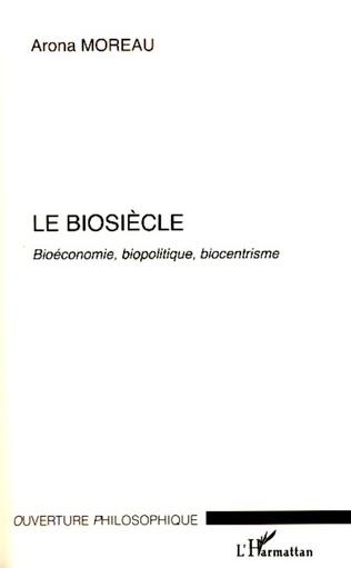 Couverture Le Biosiècle