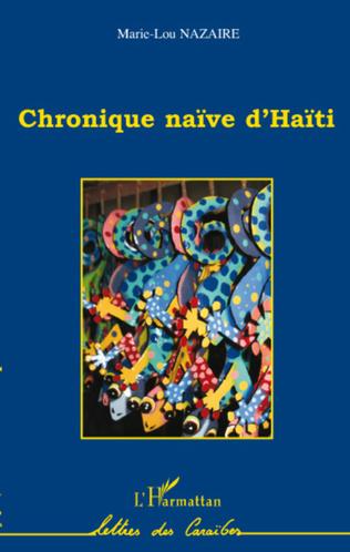 Couverture Chronique naïve d'Haïti