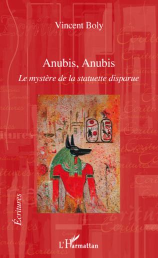 Couverture Anubis, Anubis