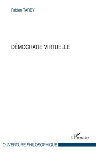 Couverture Démocratie virtuelle