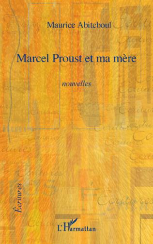 Couverture Marcel Proust et ma mère