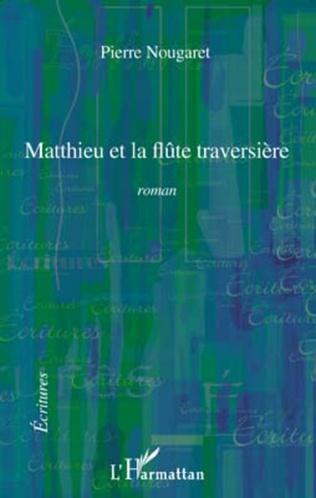 Couverture Matthieu et la flûte traversière