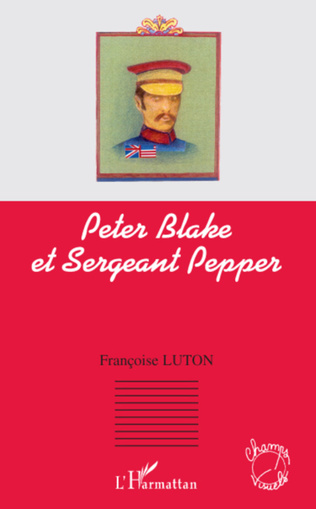 Couverture Peter Blake et Sergeant Pepper