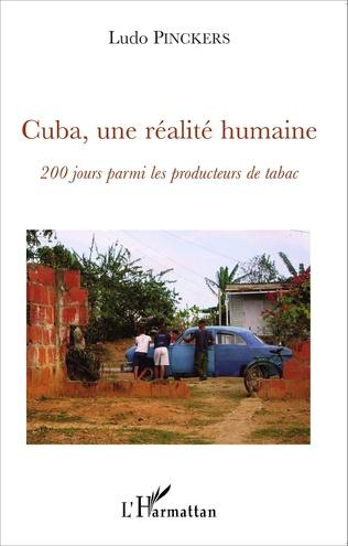 Couverture Cuba, une réalité humaine