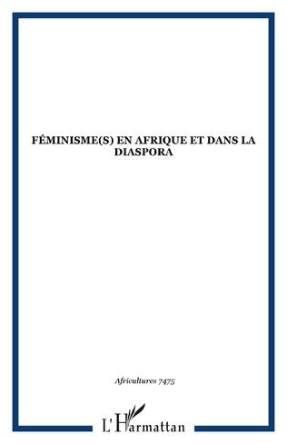 Couverture Féminisme(s) en Afrique et dans la Diaspora
