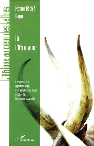 Couverture Io l'Africaine