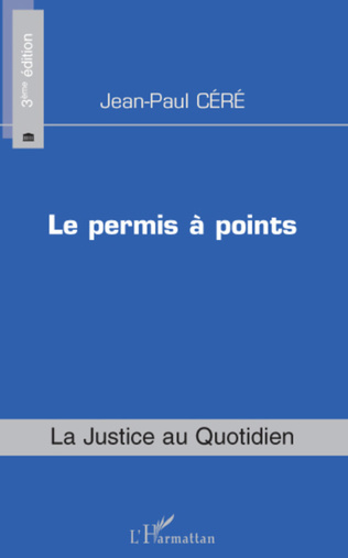 Couverture Le permis à points