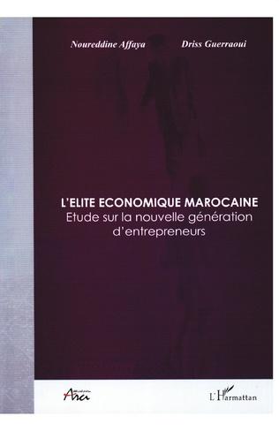 Couverture L'élite économique marocaine