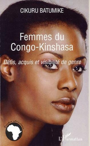 Couverture Femmes du Congo-Kinshasa