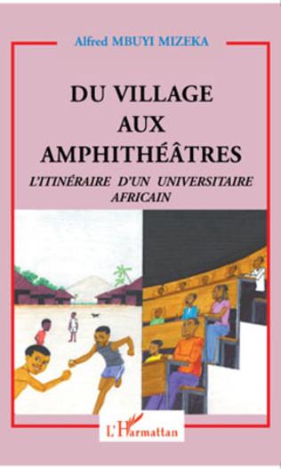 Couverture Du village aux amphithéâtres