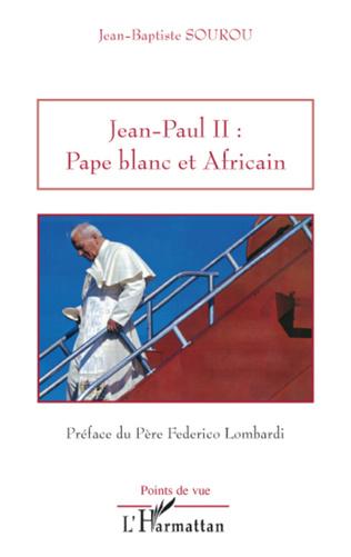 Couverture Jean-Paul II: Pape blanc et Africain