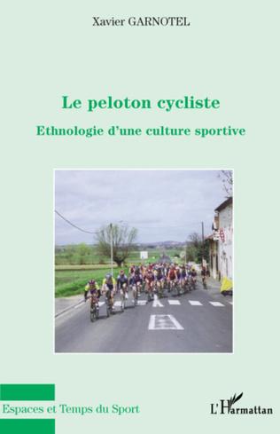 Couverture Le peloton cycliste