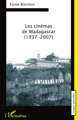 Couverture Les cinémas de Madagascar