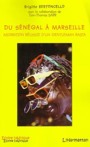 Couverture Du Sénégal à Marseille