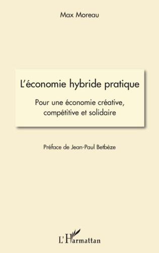 Couverture L'économie hybride pratique
