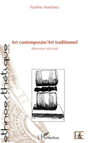 Couverture Art contemporain / Art traditionnel