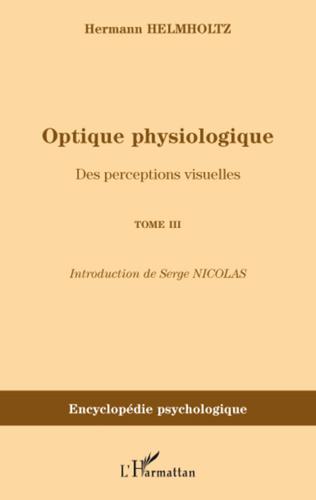 Couverture Optique physiologique