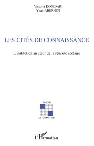 Couverture Les cités de connaissance